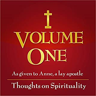 Volume 1: Thoughts on Spirituality audiobook cover art