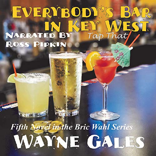 Everybody's Bar in Key West audiobook cover art