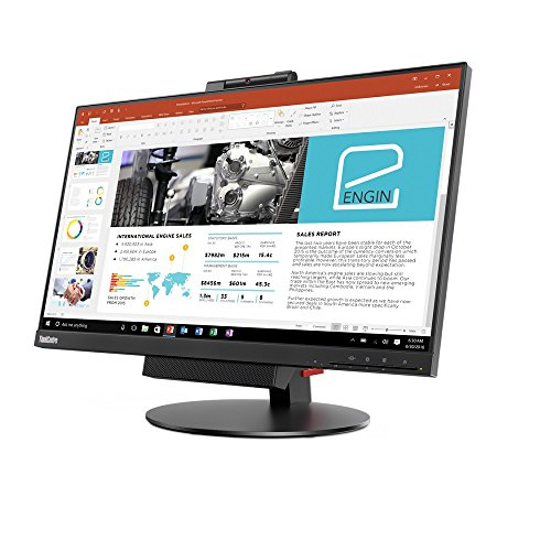 Lenovo Thinkcentre Tiny-In-One 24 Touch Monitor Gen3 A17TIO24T (10QX-PAR1-US) 23.8-inch, 10-Point Multi-Touch, 1920x1080 monitor