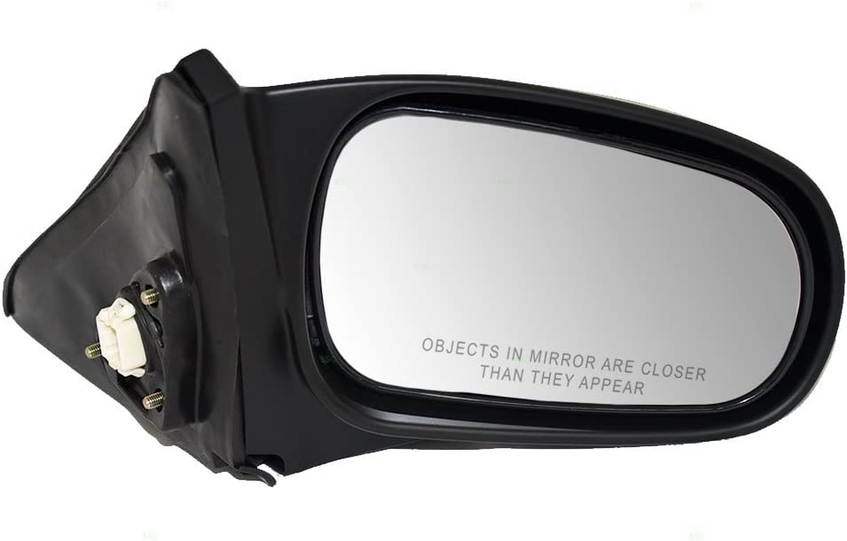 Brock Replacement Passengers Gifts Power Side w Elegant View Mirror Compatible