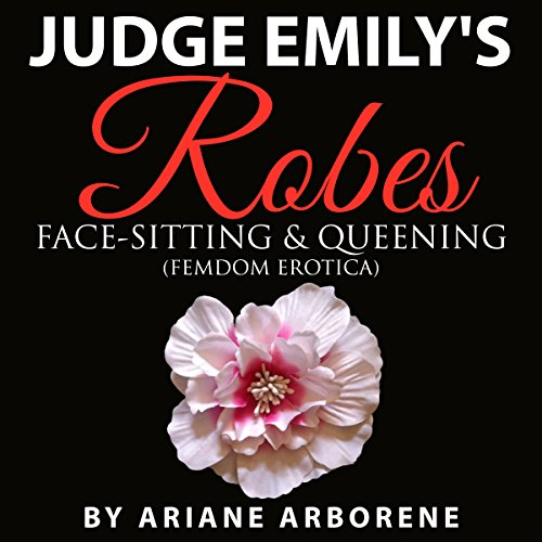 Beneath Judge Emily's Robes audiobook cover art
