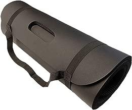 Body-Solid Tools Premium Foam Exercise Mat (BSTFM10), Black
