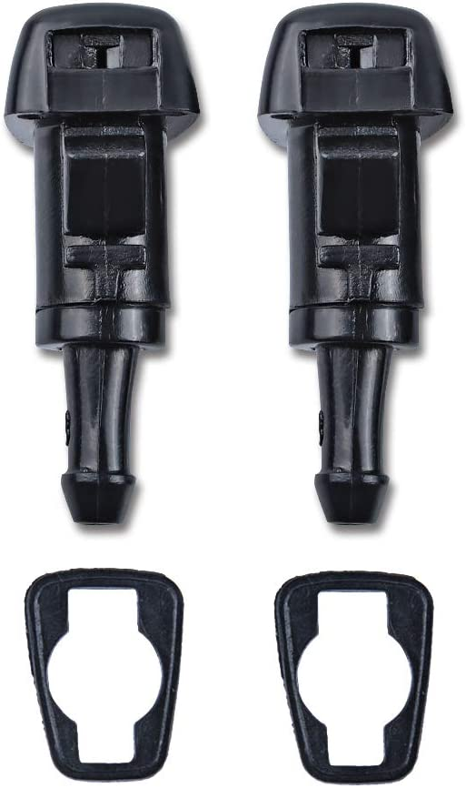 OTUAYAUTO Front Windshield Washer 05-10 Replacement Nozzles Al sold out. for Now free shipping