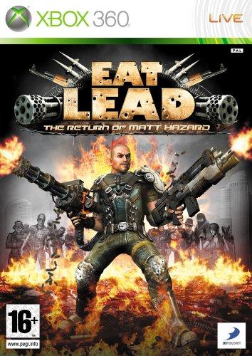 Eat Lead: The Return of Matt Hazard (Xbox 360) [Import UK]