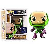 QToys Funko Pop! DC Super Heroes #219 Lex Luthor Exclusive Chibi...
