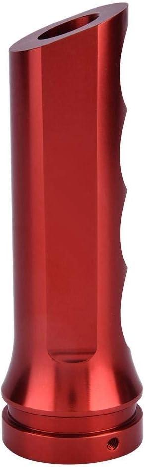Red Car Handbrake Cover Universal Auto Aluminium Alloy HandBrake Cover Handle Protector Hand Brake Sleeve