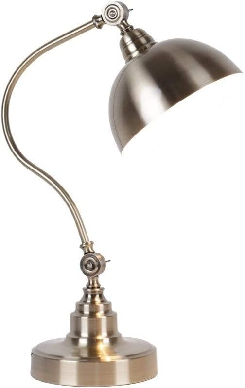 ZYLBDNB Table Lamps Creative Vintage Reading La Metal Spasm price Lamp Cheap mail order sales