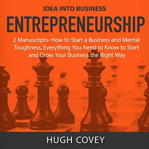 Entrepreneurship: 2 Manuscripts cover art