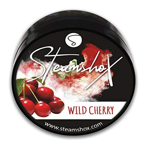 𝗦𝘁𝗲𝗮𝗺𝘀𝗵𝗼𝗫® Dampfsteine - Shisha Steam Stones - nikotinfreier Tabakersatz für Wasserpfeifen (Wild Cherry)