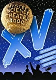xv robot - Mystery Science Theater 3000, Vol. XV (The Robot vs. the Aztec Mummy / The Girl in Lovers Lane / Zombie Nightmare / Racket Girls)
