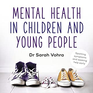 Mental Health in Children and Young People cover art