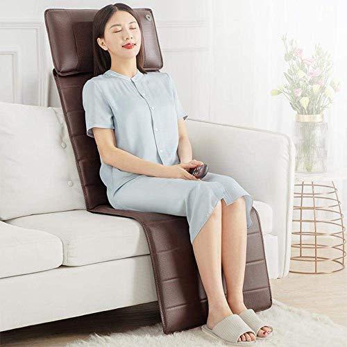 HAOSHUAI Ganzkörper beheizte Massage Matratze, elektrische Heizung Vibrataion...