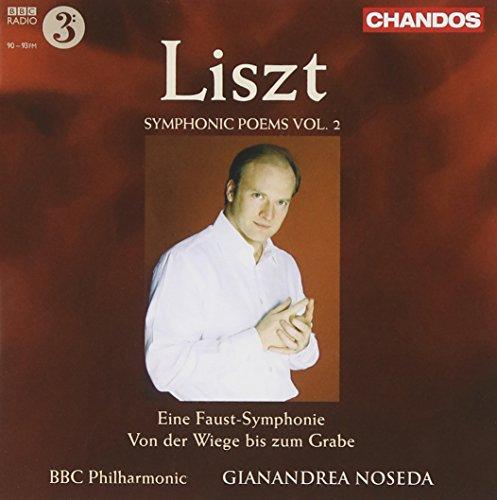 Liszt: Sinfonische Dichtungen Vol.2 - Eine Faust-Sinfonie/+
