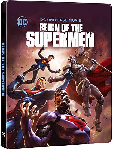 Reign Of The Supermen Steelbook [Edizione: Regno Unito] [Blu-ray]