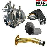 Dell'Orto - Carburador SHBC 19 completo con filtro colector