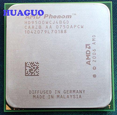 AMD Phenom X495002,2GHz Quad-Core CPU Prozessor hd9500wcj4bgd Sockel AM2+ 2MB Cache 95W