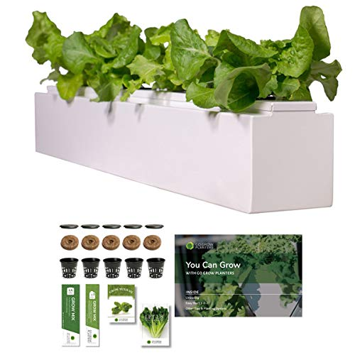 Hydroponic gardening planter