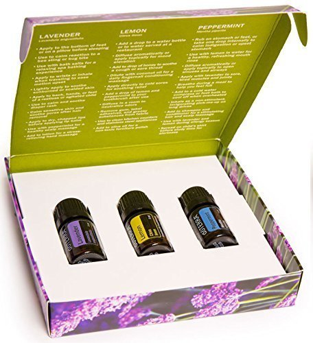 doTERRA Essential Oils Introductory Kit by Dpnamron