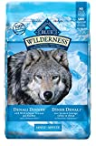 Blue Buffalo Wilderness Denali Dinner High Protein Grain Free, Natural Adult Dry Dog