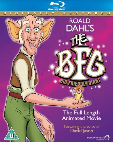 Roald Dahl's Bfg Big Friendly Giant [Blu-ray]