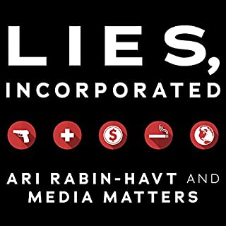 Lies, Incorporated audiobook cover art
