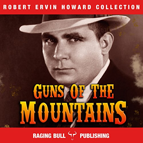 Guns of the Mountains audiobook cover art