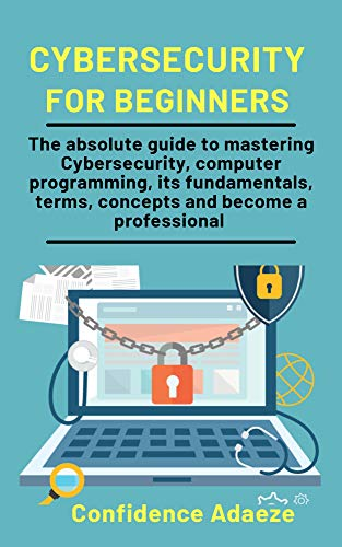 Cybersecurity For Beginners: The Absolute Guide To Mastering Cybersecurity, Computer Programming, Its Fundamentals, Terms, Concepts And Become A Professional (English Edition)