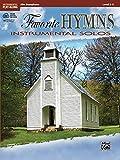 Favorite Hymns Instrumental Solos: Alto Sax, Book & Online Audio (Instrumental Solos Series)