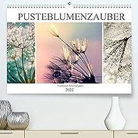 PusteblumenZauber (Premium, hochwertiger DIN A2 Wandkalender 2022, Kunstdruck in Hochglanz): Ein weiterer wundervoller Kalender aus der Pusteblumenreihe der Fotokuenstlerin Julia Delgado (Monatskalender, 14 Seiten )