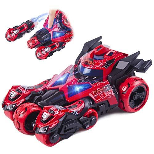 HEITIGN - Motorräder für Kinder in Rot, Größe 18 * 10,5 * 7,5 cm