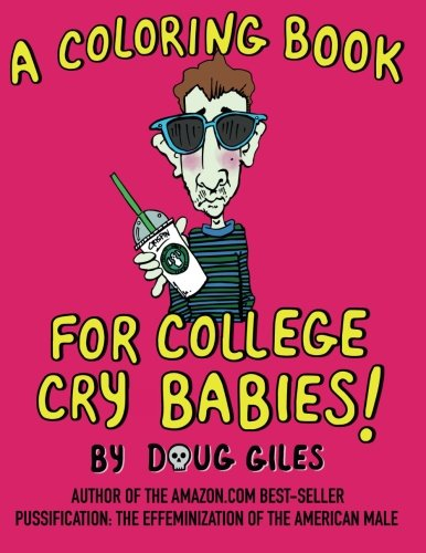 A Coloring Book for College Cry Babies