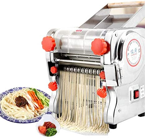 110v Home Kitchen Fully Automatic Electric Pasta Makers Household Noodle Machine