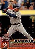 1998 Leaf Rookies and Stars Baseball Card #241 Jason Varitek. rookie card picture
