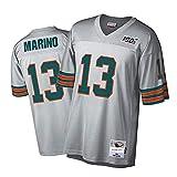 Dolphins Marino 13# Maillot de Rugby Classique Rétro, T-Shirt de Jeu d'Entraînement Légendaire Etoile-S