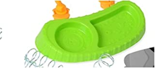 Evenflo ExerSaucer Ocean Switch-A-Roo Green Snack Tray Replacement