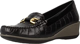 Geox D Arethea B, Mocassins (Loafers) Fille