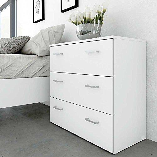 Pharao24 Schubladenkommode für Schlafzimmer modern