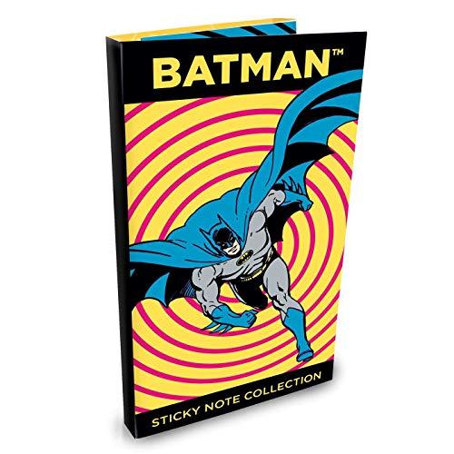 Batman Sticky Note Collection (Sticky Notepad)