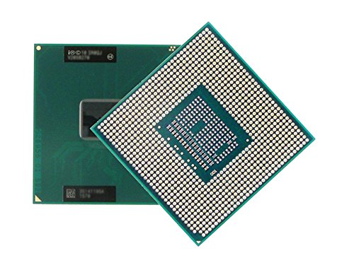 Intel Core i7 – 3520 M sr0mt Funda para CPU Procesador Socket G2 pga988b 4 MB 2.9 GHz