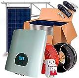 Kit Solar 8KW Trifásica Autoconsumo Inyección a Red (Sin Soporte)