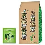 伊藤園 エコティーバッグ おーいお茶 緑茶 (抹茶入り) 1.8g×120袋