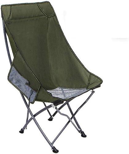 1949shop Chaise Pliante de pêche Portable, Chaise de Plage Pliable, Bonne capacité de Charge, Poids léger FKYGDQ (Couleur  C)