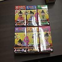 おそ松さん ワールドコレクタブルフィギュア ワーコレ 全6種コンプ セット ひな松さん