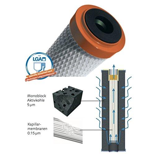 Carbonit IFP Puro Filtereinsatz
