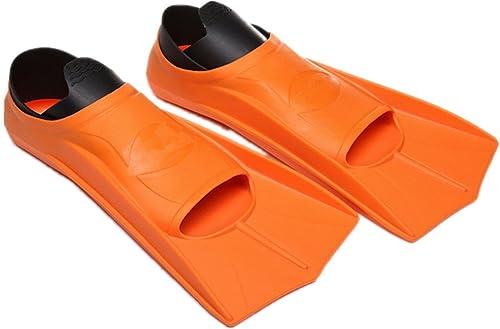 Flippers d'entraîneHommest Ailerons de plongée de palmes de plongée de snorkeling pour la natation, la plongée en apnée, l'activité aquatique Pour la natation et la plongée en apnée ( Taille   S(37-38) )