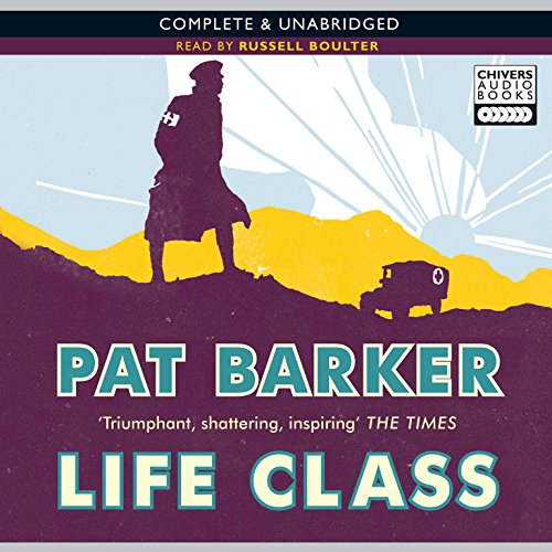 Life Class audiobook cover art