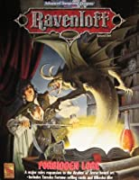 Forbidden Lore: : Ravenloft Accessory: (Advanced Dungeons & Dragons 2nd Edition) 156076354X Book Cover