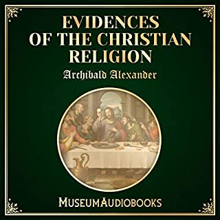Evidences of the Christian Religion cover art