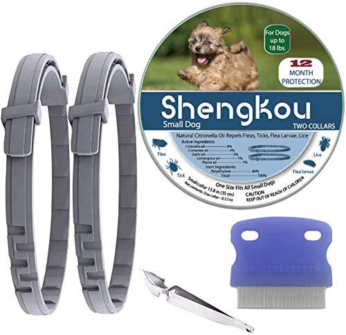 Flea and Tick Collar for Dog, Made …