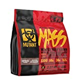 Mutant Mass Muscle Mass Gainer - 2.27 kg (Triple Chocolate)